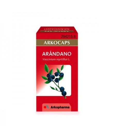 ARKOCAPS ARANDANO 50 CAPS