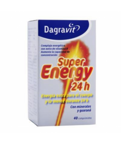 DAGRAVIT SUPER ENERGY 24 H 40 COMP