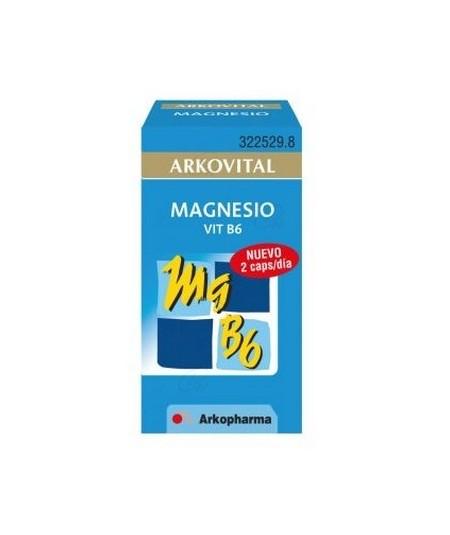 MAGNESIO ARKOVITAL 73.5 MG 30 CAP