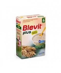 BLEVIT PLUS AVENA 6 MESES  300 G 12 U
