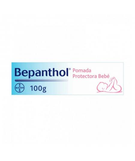 BEPANTHOL POMADA PROTECTORA BEBE 100 GR