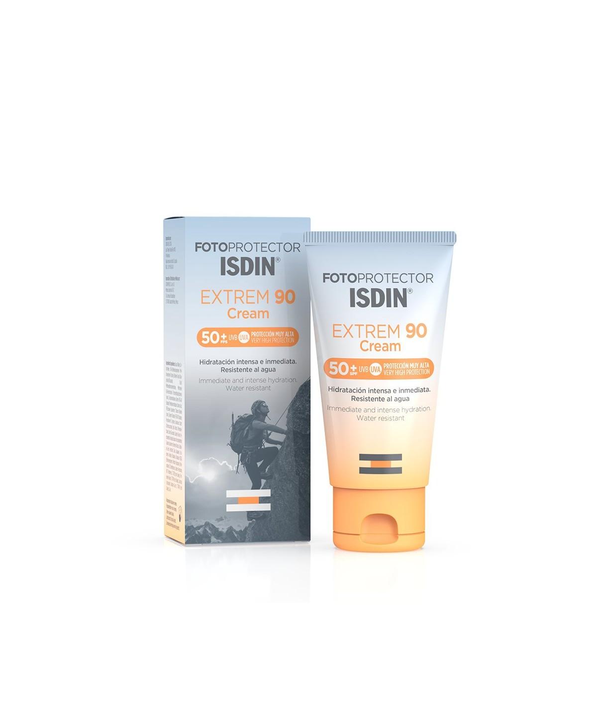 Fotoprotector ISDIN Extrem 90 Cream SPF 50+