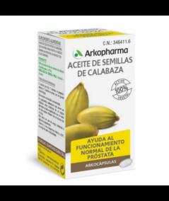 CALABAZA SEMILLAS ACEITE ARKOCAPS 50 CAPS