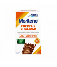 MERITENE 30 G 15 SOBRES CHOCOLATE