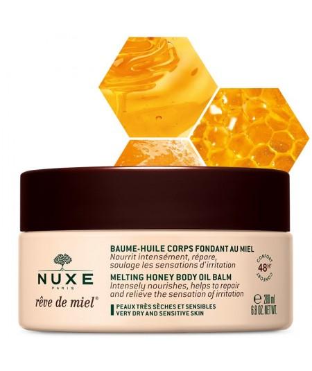 Nuxe – Bálsamo Aceite Corporal Fundente Rêve de Miel 200 ml