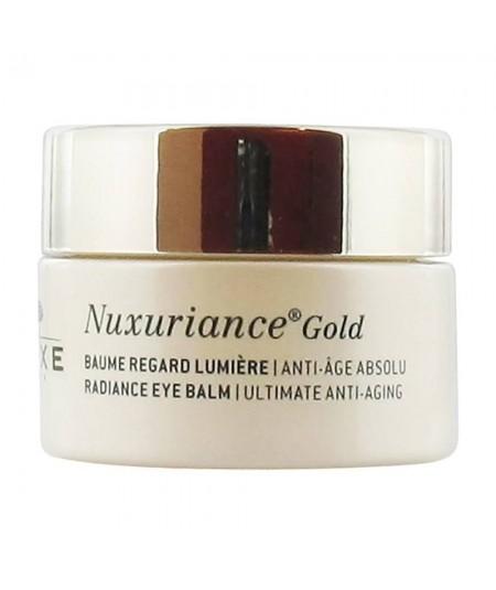 Nuxe Nuxuriance Gold Bálsamo Contorno de Ojos 15 ml