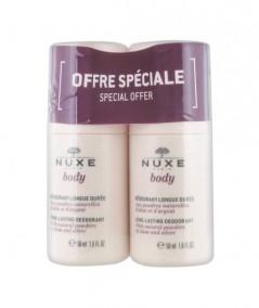 Nuxe – Duplo Desodorante larga duración Body