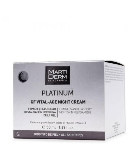 Martiderm Platinum GF Vital-Age Crema Noche 50 ml