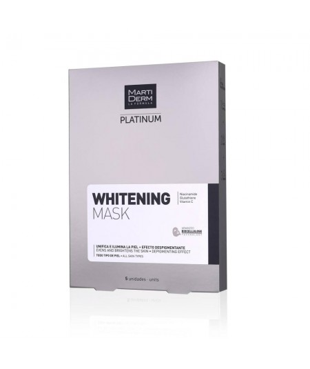 Martiderm Whitening Mask 25 ml x 5 U