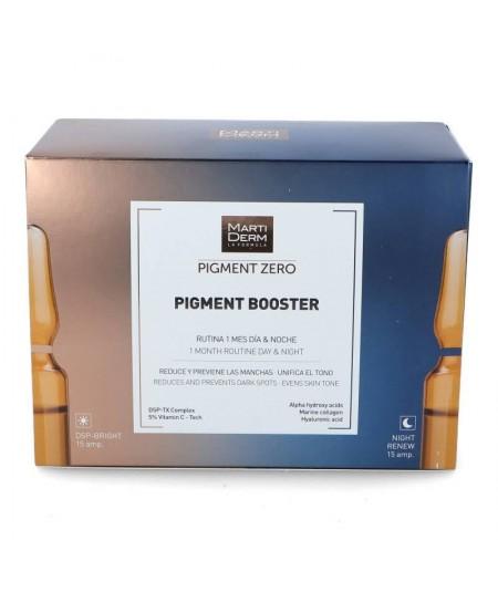Martiderm Pigment Booster 15+15 Ampollas