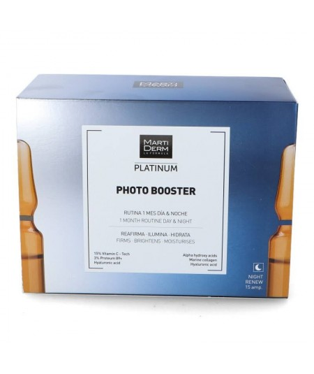 Martiderm Platinum Photo Booster
