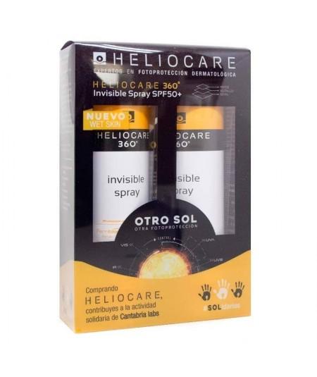 Spray Invisible Heliocare 360 Duplo