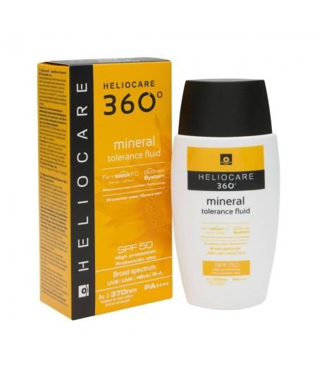 Heliocare 360 Mineral Tolerance Fluid 50ml