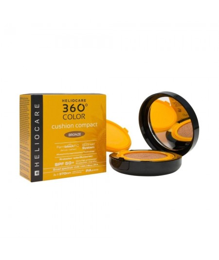 Heliocare 360o Color Cushion Compact Bronze 15g