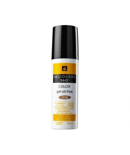 Heliocare 360o Color Gel Oil-Free Bronze Intense 50ml