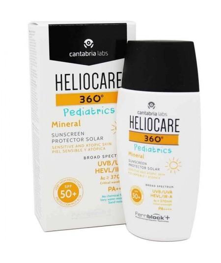 Heliocare 360o Pediatrics Mineral 50ml