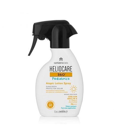 Heliocare 360o Pediatrics Atopic Lotion Spray 250ml