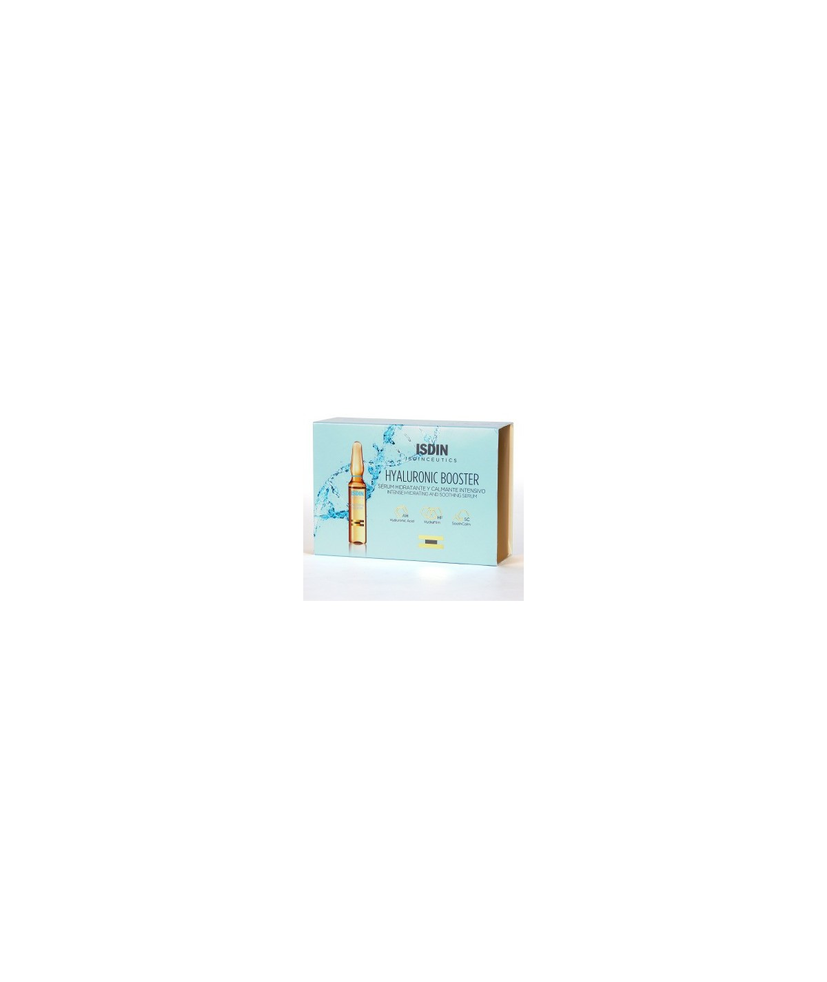Isdinceutics Hyaluronic Booster Ampollas