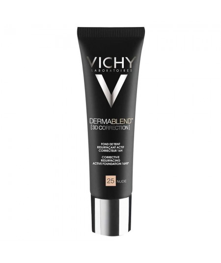 Vichy Dermablend 3D Correction Nude 25 30 ml