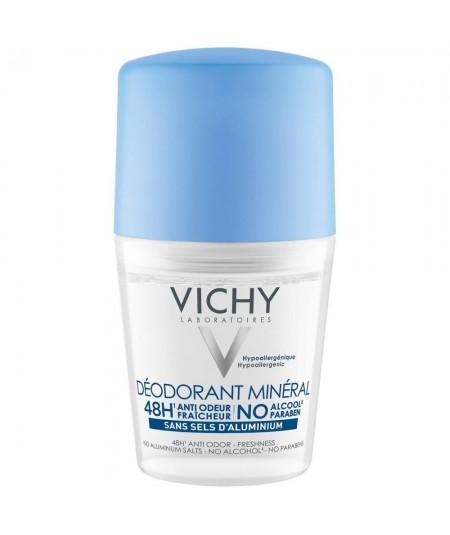Vichy Desodorante Roll-On Mineral 50 ml