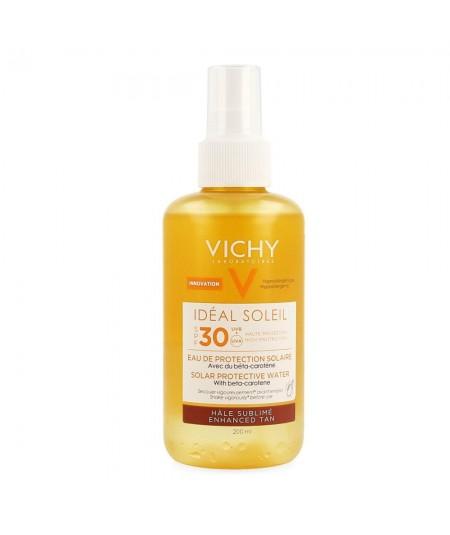 Vichy Ideal Soleil SPF30 agua Luminosidad 200ml
