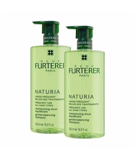 Rene Furterer Naturia Champu 500 ml Duplo