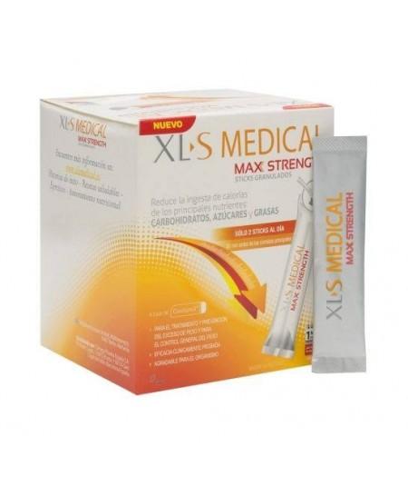 XLS Medical – Max Strength 60 Sticks