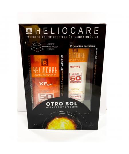 HELIOCARE PACK ADVANCE SPRAY SPF50+
