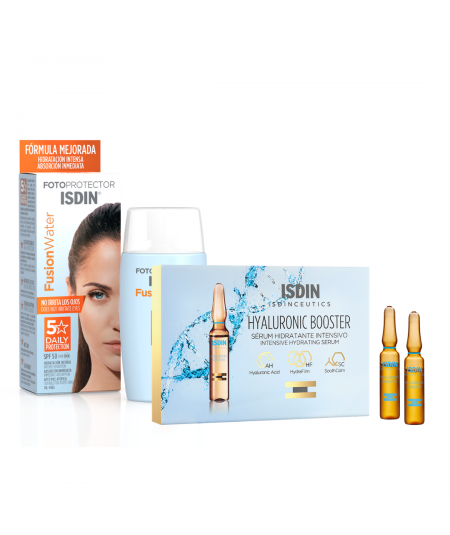 ISDIN LIVE YOUNG FUSION WATER + HYALURONIC BOOSTER