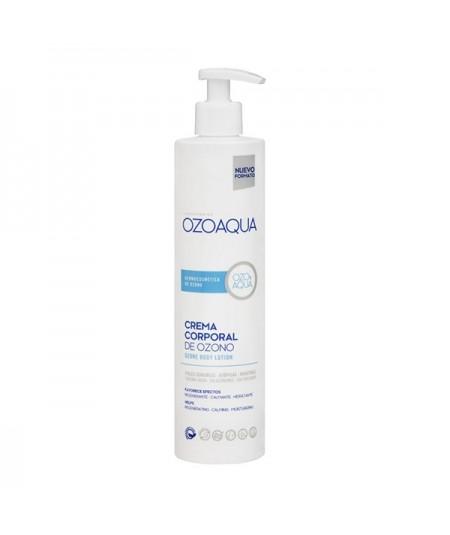 OZOAQUA CREMA CORPORAL DE OZONO 500 ml