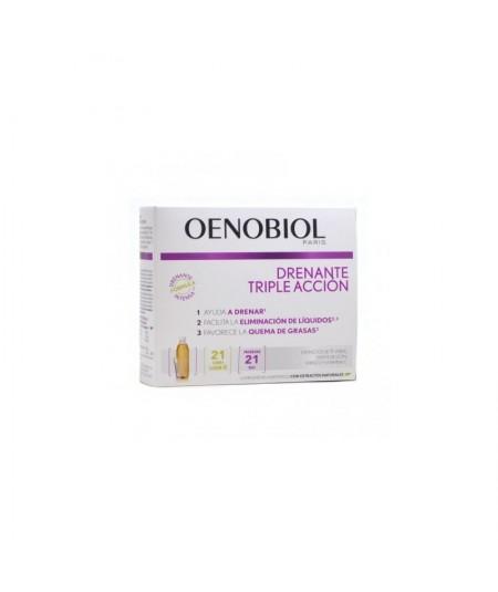 OENOBIOL DRENANTE TRIPLE ACCION