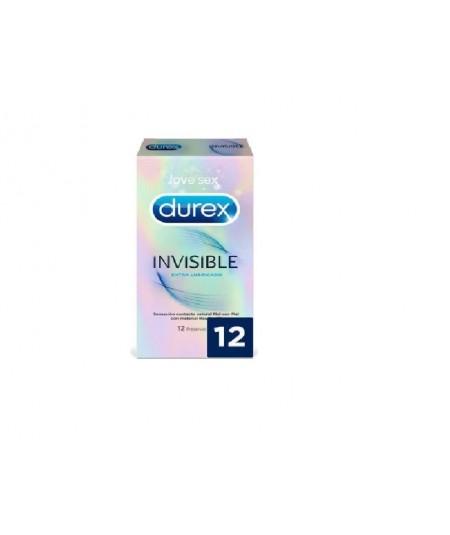 DUREX INVISIBLE EXTRA FINO