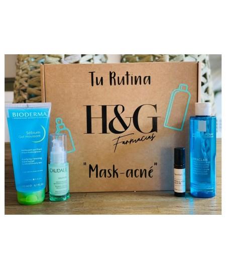 H&G Farmacias Rutina Facial MASK-ACNÉ