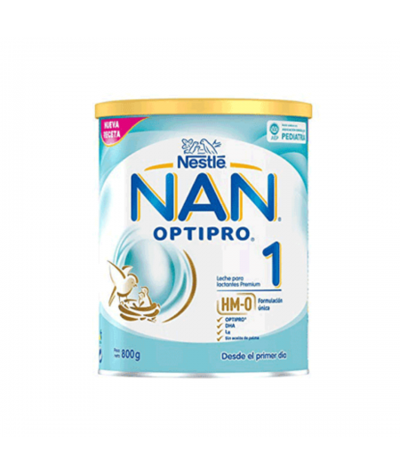 NAN 1 EXPERT LECHE LACTANTES 800 GR