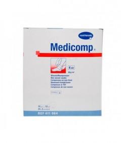 MEDICOMP COMPRESAS NON WOVEN 10 X 20 CM 25 SOBRES 2 U