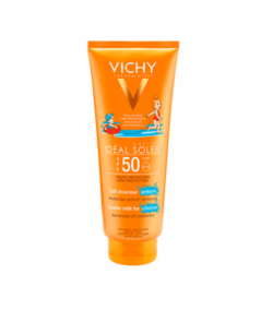VICHY NIÑOS LECHE CORPORAL 50+ 300 ML