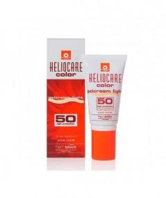 HELIOCARE COLOR GELCREAM LIGHT 50 ML
