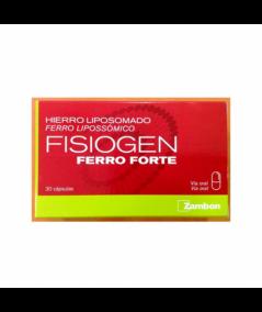 FISIOGEN FERRO FORTE CAPS 30 CAPS
