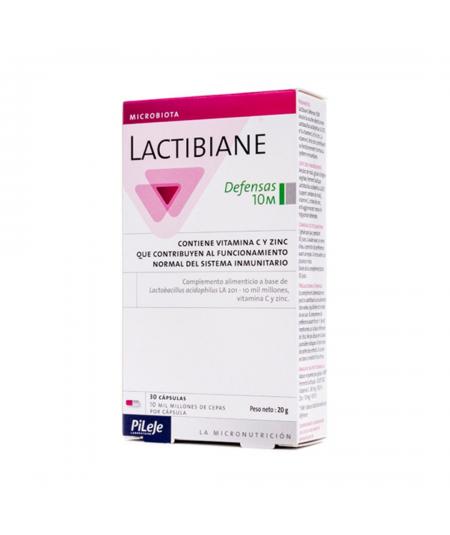 Lactibiane Defensas 30 cápsulas