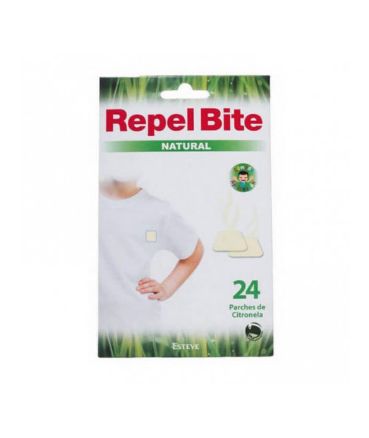 REPEL BITE NATURAL 24 APLICACIONES