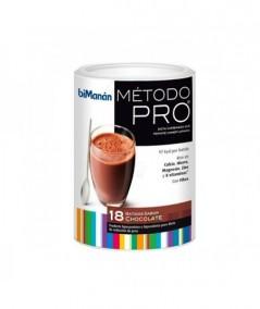BIMANAN METODO PRO BATIDO CHOCOLATE 540 G