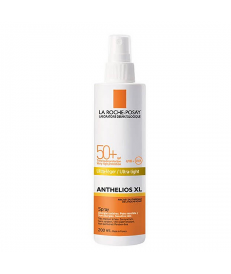 ANTHELIOS SPF50+ MUY ALTA PROTECCION SPRAY 200 ML