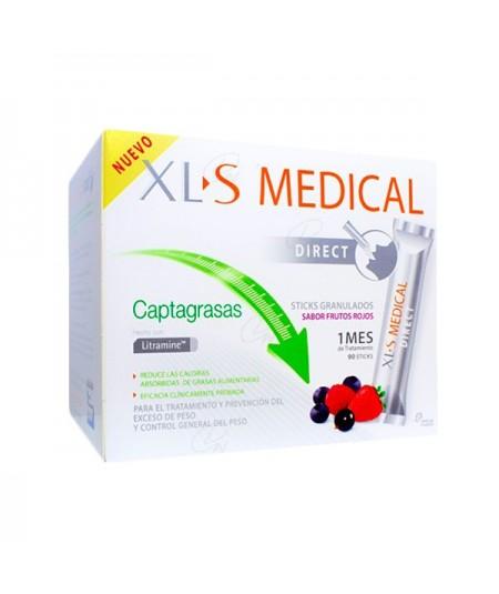 XLS MEDICAL DIRECT CAPTAGRASAS 90 STICKS