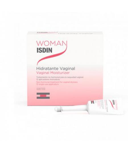 ISDIN WOMAN HIDRATANTE VAGINAL 6 ML 12 MONODOSIS
