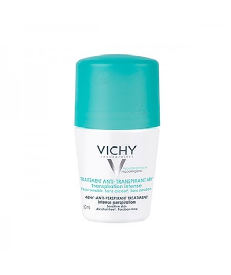 VICHY TTO ANTITRANSPIRANTE EFICACIA 48 H ROLL-ON 50 ML