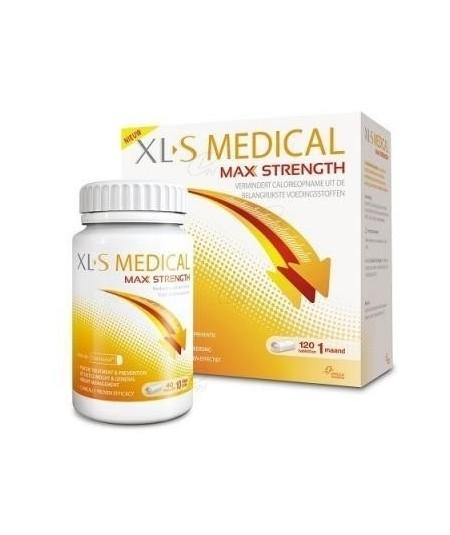 XLS MEDICAL MAX STRENGTH 12O COMP