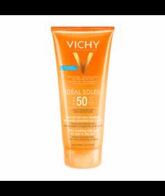 VICHY GEL WET-SKIN 50 + TRANSPARENTE 200 ML