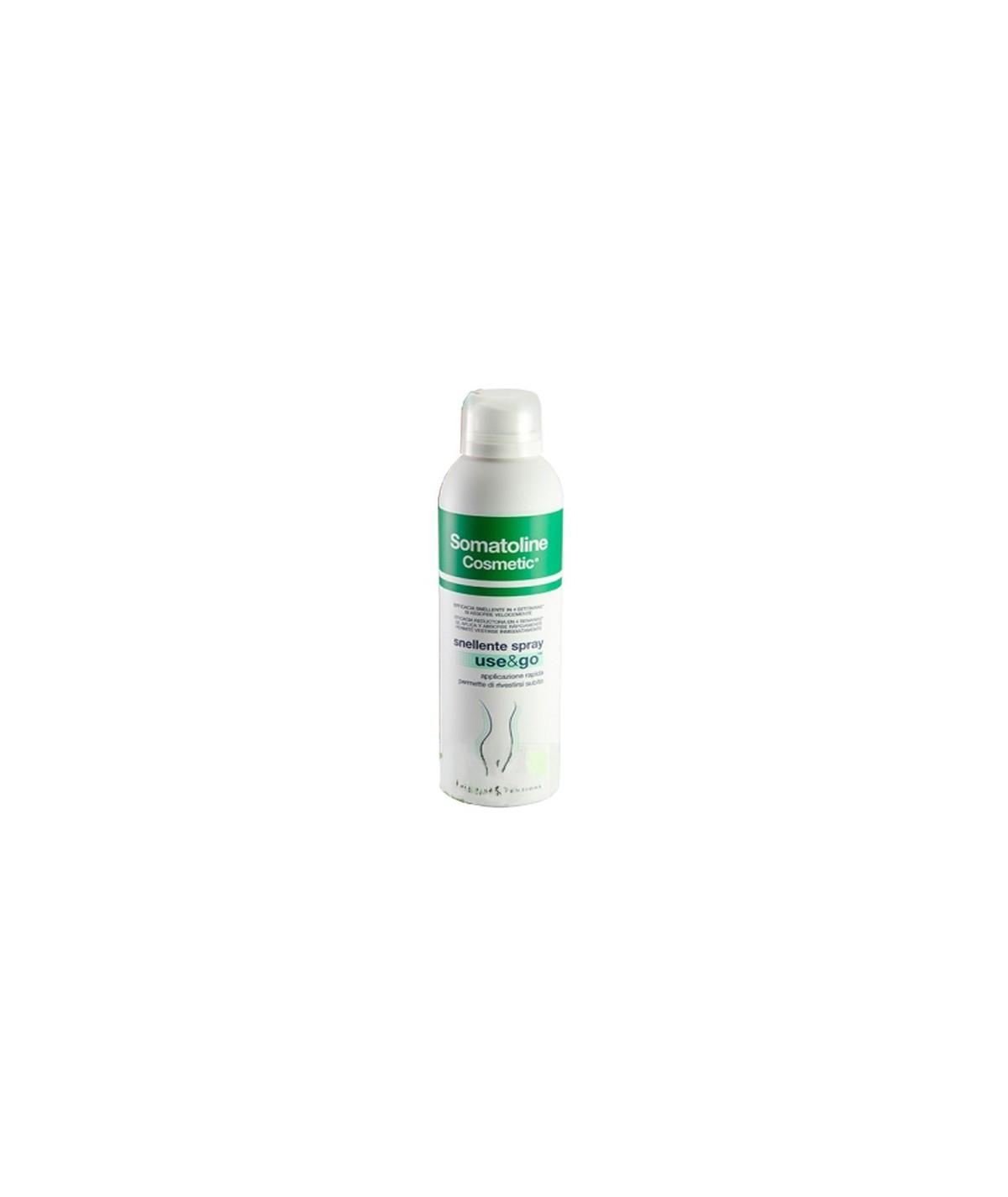 Somatoline Spray Reductor Intensivo Use&Go 200ml