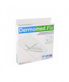 DERMOMED FIX 9 CM X  5 CM 6 U