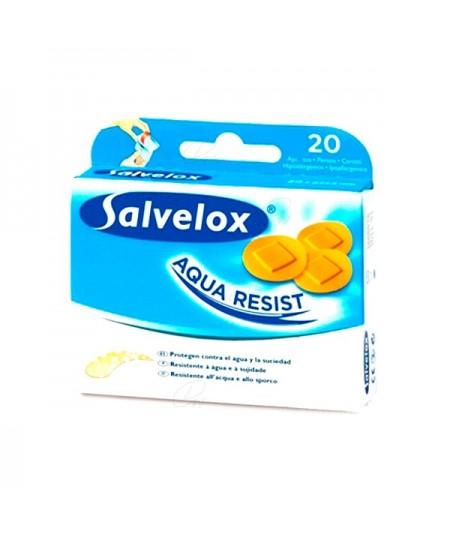 SALVELOX AQUA RESIST 20 APOSITOS REDONDOS